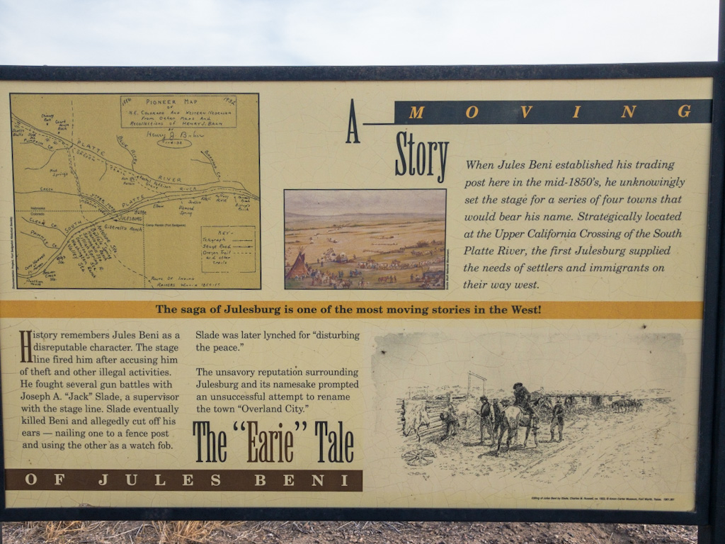 Day 16: Sidney and the Bad Old West