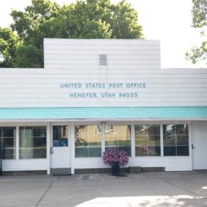 Henefer-post-office