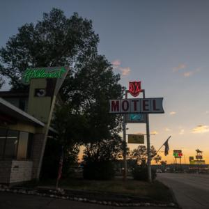 Hillcrest-motel