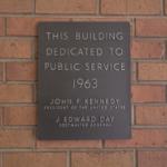 JFK-dedication