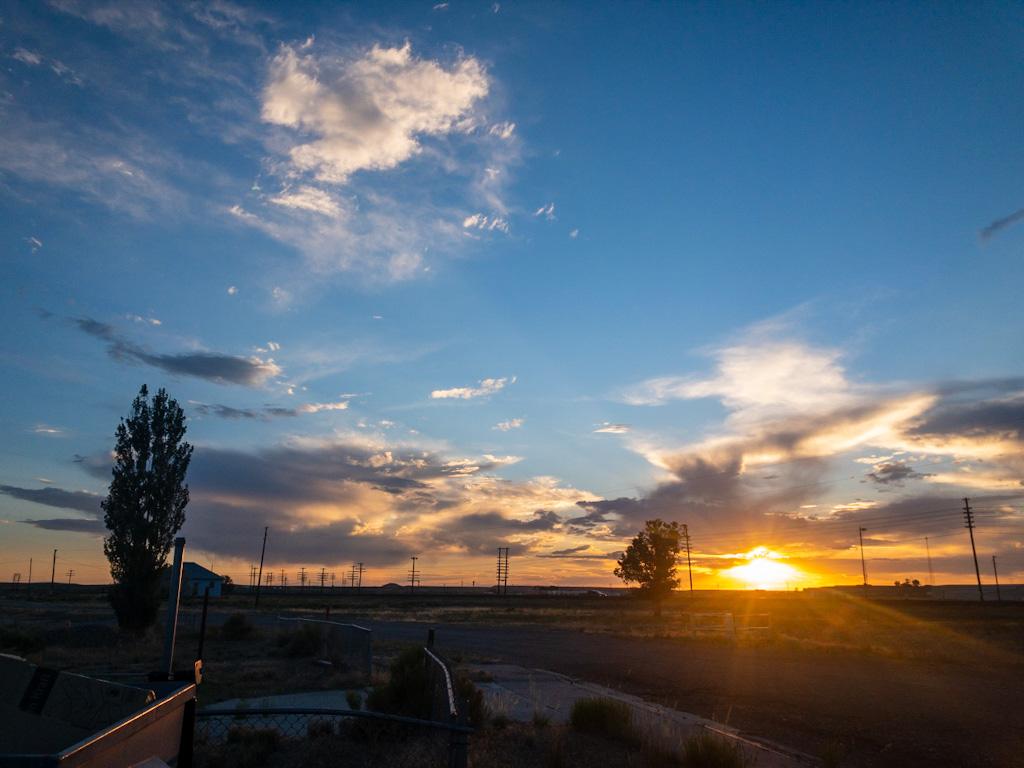 Sunset-granger