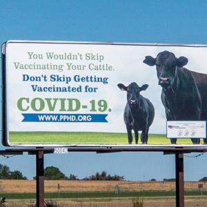Vaccination-billboard