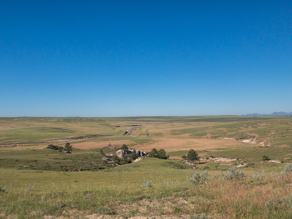 Wyoming-railroad