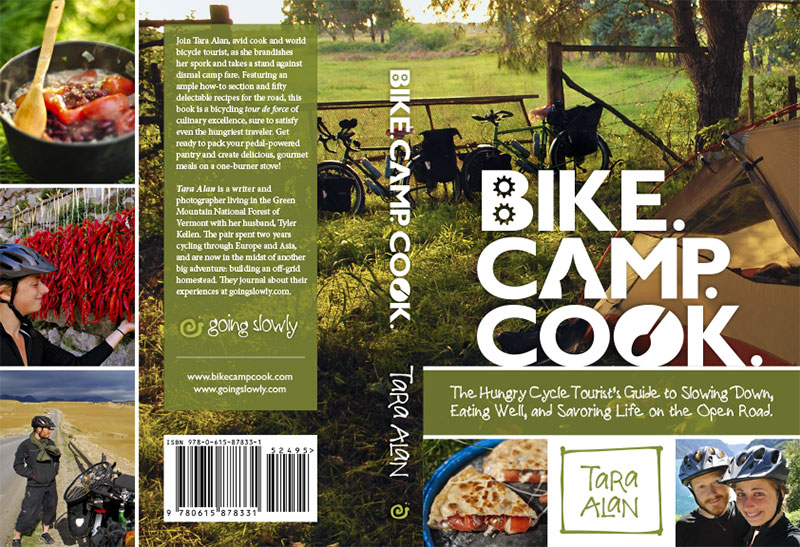 Bike. Camp. Cook. Cookbook