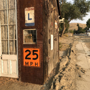 Lincoln Highway signs