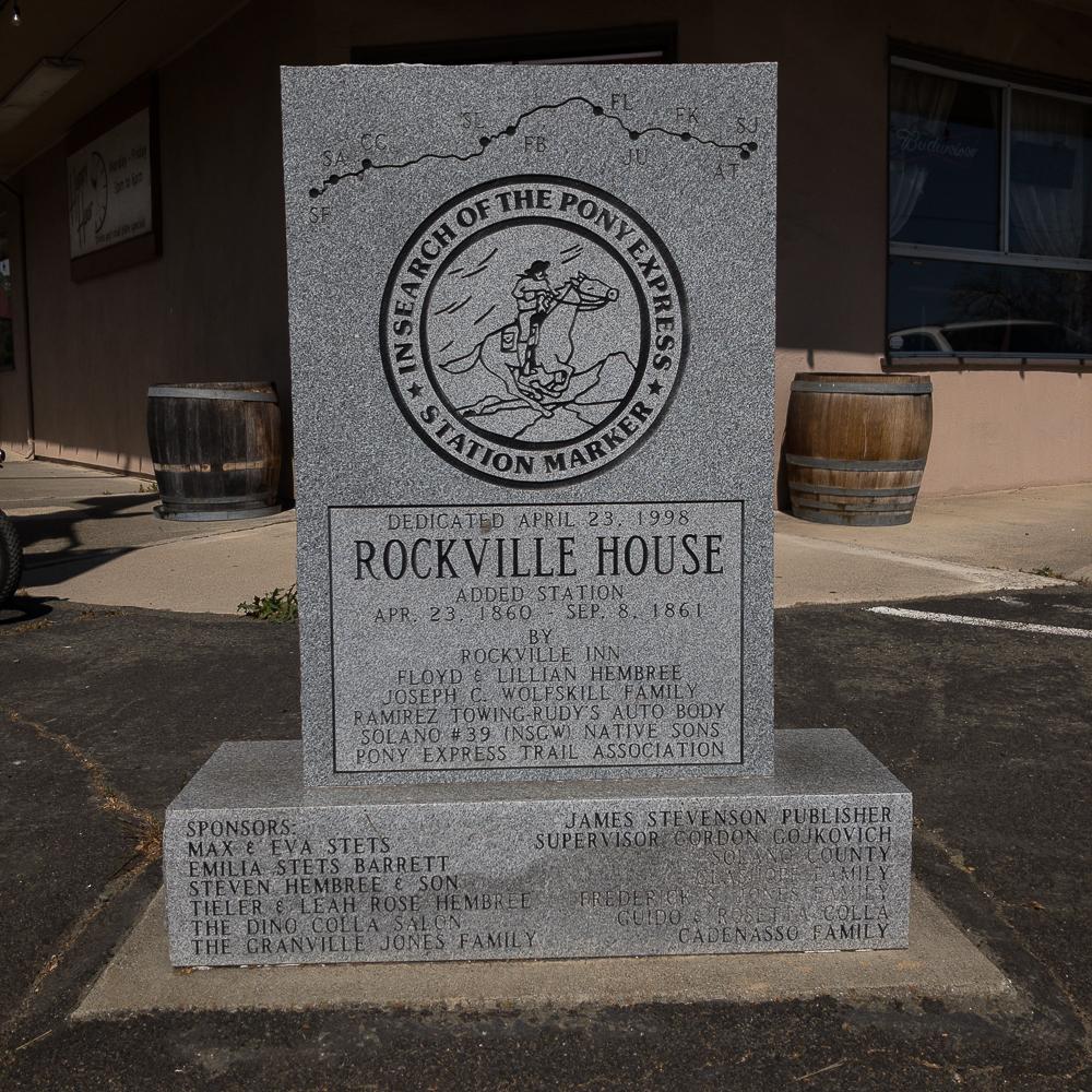 Rockville Station
