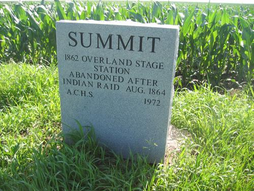Mile 303: Summit/Sand Hill/Summit Springs Station